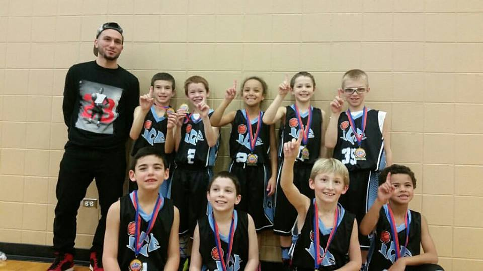 3rd Black - Champions of Play Hard Holiday Hoops Jam Fest