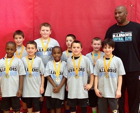 3rd Grade - Champions of the New Years One Day Shootout