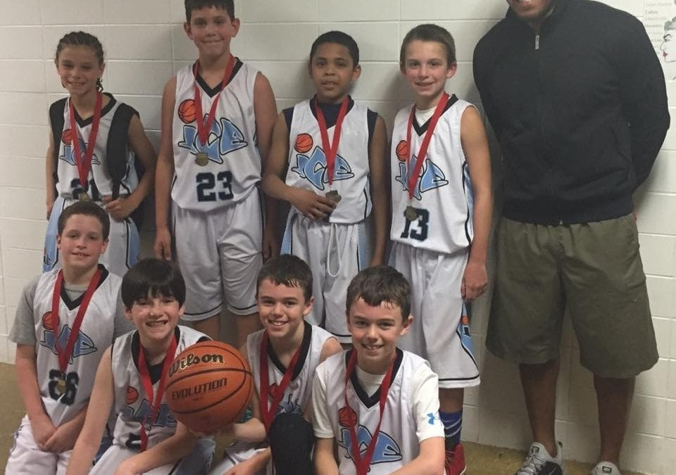 4th Grade - Champions of the FTG Super Saturday Shootout