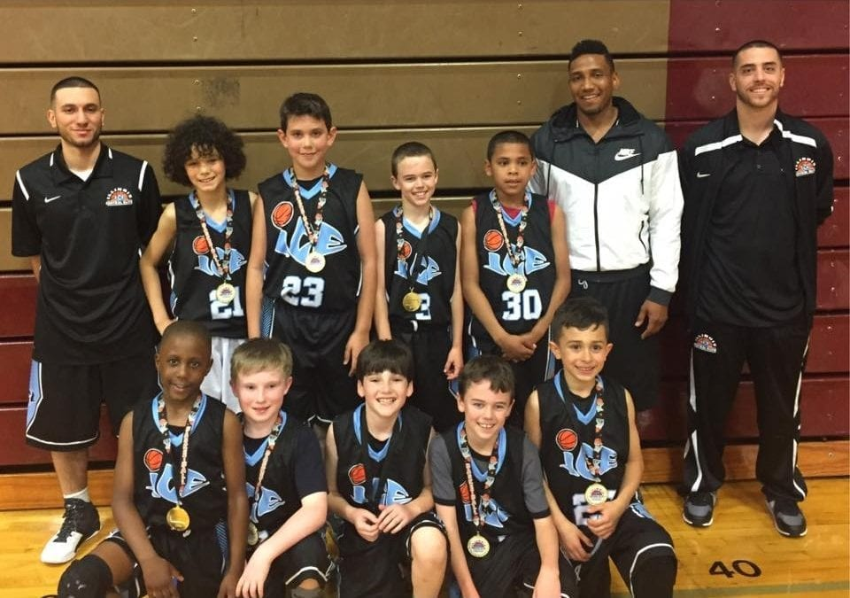4th Grade ICE - Champions of ICE Shootout Tournament