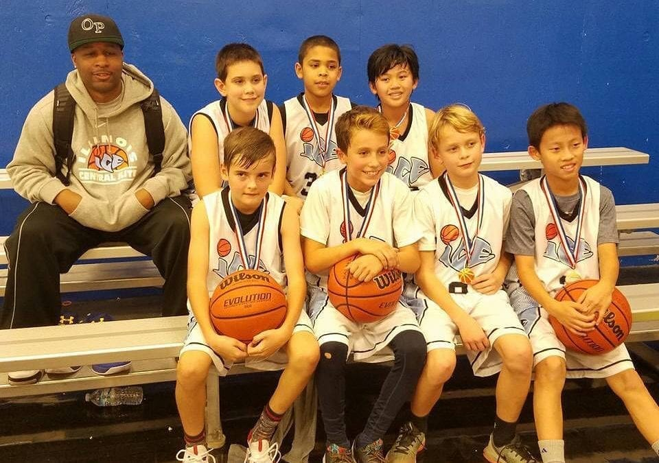 5th Grade Black - Champions of CYBN Refuse To Lose Shootout