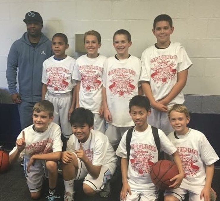 5th Grade - Champions of the Stars Of Tomorrow Turkey Classic