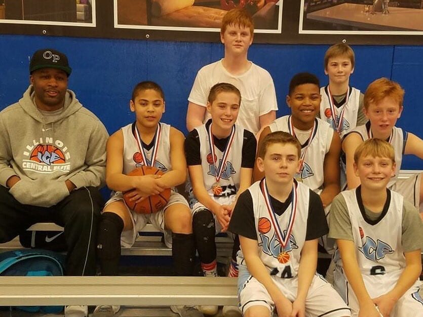 ICE 7th Grade - Champions at CYBN Refuse To Lose Shootout