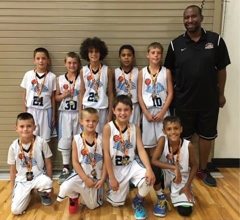 3rd-4th Grade - Champions of FTG Summer Finals at Kenosha Boys & Girls Club