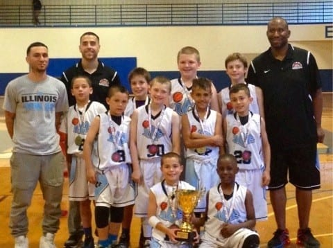 3rd Grade - 2nd Place at Chicago Classic