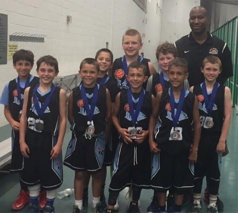 3rd Grade - 3rd Place in National Summer Classic