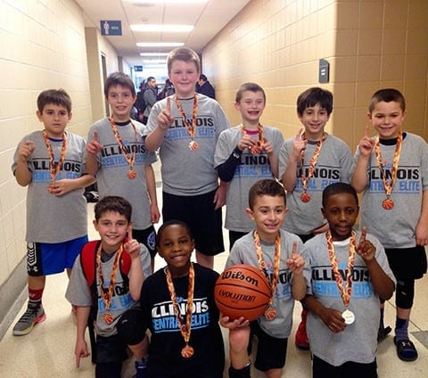 3rd Grade - 4th Grade Champions of FTG Fire & Ice Shootout