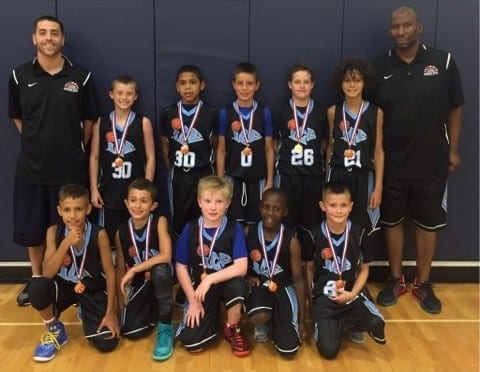 4th Grade - Champions of CYBN Summer Showdown Shootout at Supreme Courts