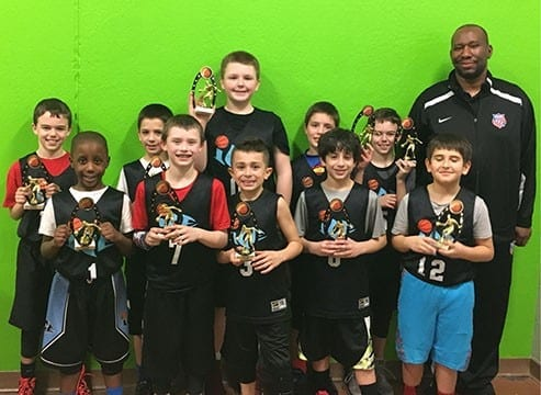 4th Grade - Champions of Play Hard Hoops Ultimate Champions Shootout