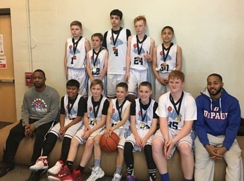 6th Grade - Champions FTG Super Sunday Shootout