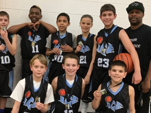 5th Grade – Champions of FTG-Play 50 Saturday Shootout