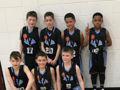 4th Grade Black – Champions of FTG-Valentine's Sunday Shootout