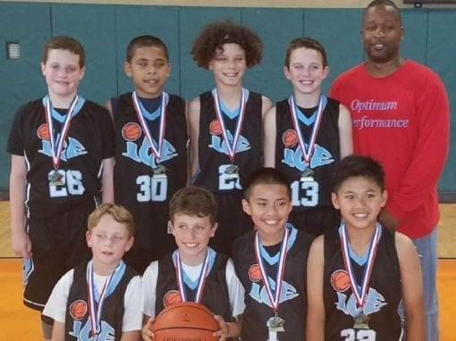 5th Grade Black – Champions of Stars Of Tomorrow Spring Classic