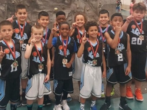 3rd Grade White – Champions of PlayHard Hoops Superstar Challenge
