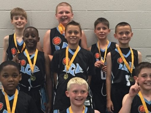 4th Grade National Team – Champions of FTG Father's Day Shootout
