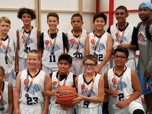 5th Grade – Champions of FTG Challenge Shootout