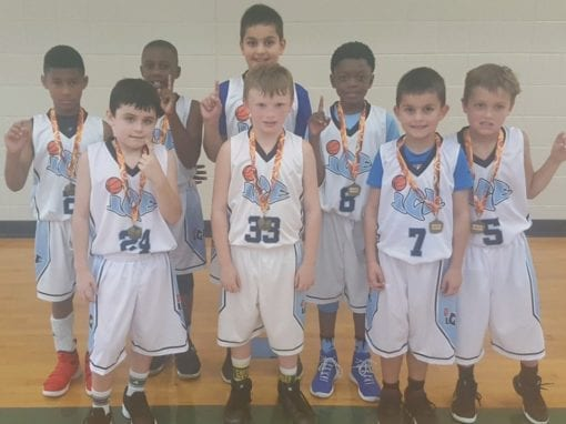 3rd Grade – Champions of 3rd-4th Grade Division of the FTG Fall Saturday Kickoff