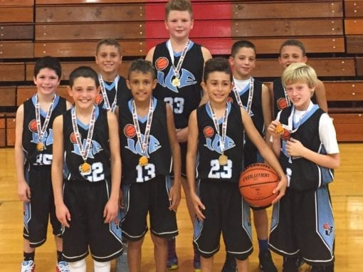 5th Grade Black – Champions of the 5th-6th Grade Division of the FTG Fall Kickoff Saturday Shootout