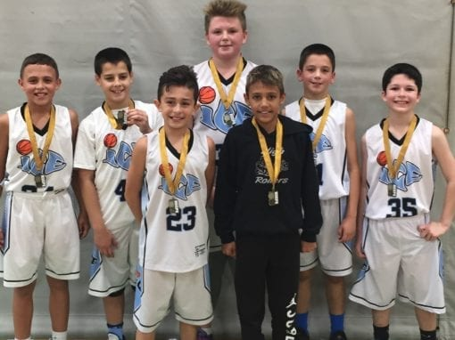 5th Grade Black – Champions of FTG Halloween Sunday Shootout