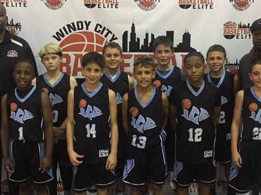5th Grade National Team – 2nd Place at Windy City Basketball Elite Tournament