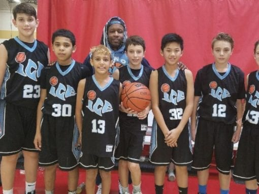 6th Grade Black – Champions of IBA Shootout