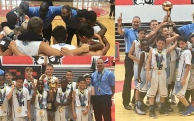Daily Herald: Illinois Central Elite-ICE wins 10U AAU National Championship 2017