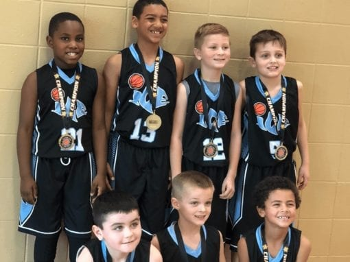 3rd Grade – Champions Play Hard Hoops Holiday Hoopfest