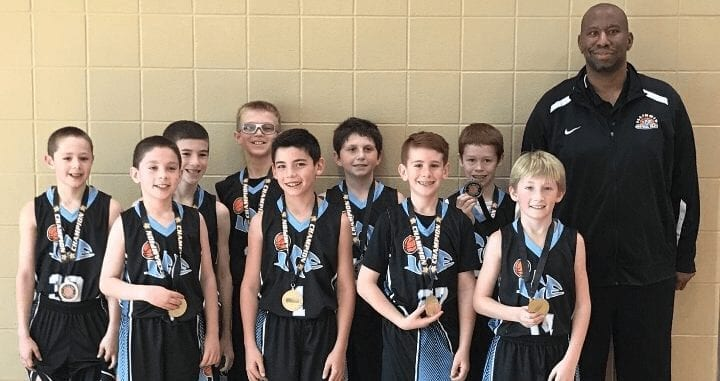 4th Grade Black – Champions Of Play Hard Hoops Holiday Hoopfest