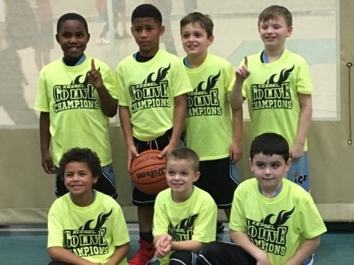 3rd Grade – Champions Of The Go Live Shootout