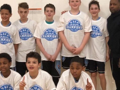 6th Grade White – Champions Of Stars Of Tomorrow Athletes Edge Winter Championship