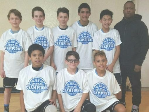 6th Grade Black – Champions Of Stars Of Tomorrow Athletes Edge Winter Championship