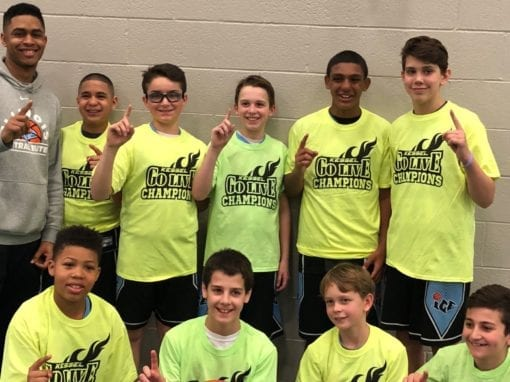 6th Grade White – Champions Go Live Shootout