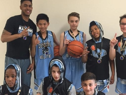 6th Grade White – Champions Play Hard Hoops Spring Slam Fest