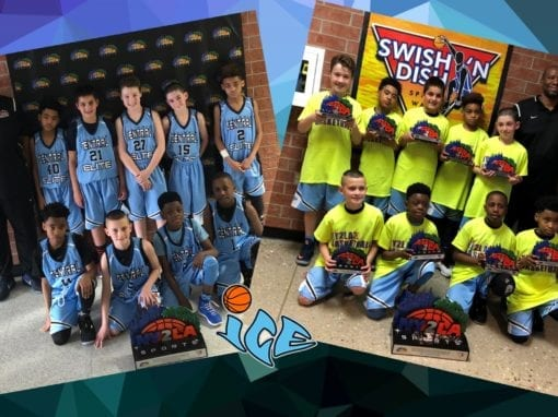 10U-4th Grade – NY2LA Swish-N-Dish 2nd Place-Runner Up Platinum Division