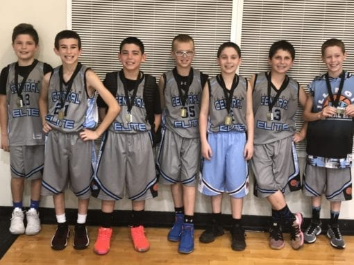 5th Grade Carolina Blue – Champions Of FTG-Columbus Day Saturday Shootout