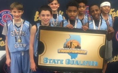 5th Grey – Champions Of FTG-Hardwood Extravaganza in the 6th Grade Division & State Qualifier