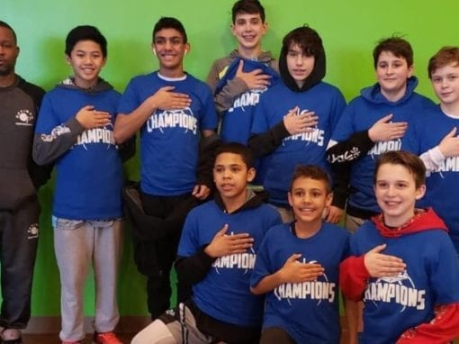 7th Grade Grey – Champions Of Go-Live Saturday Shootout