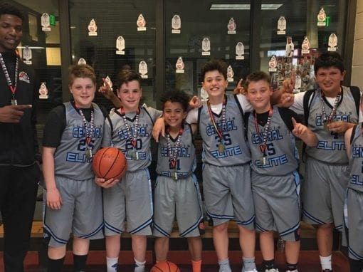 5th Grade – Black Champions Of ICE Jamfest Shootout