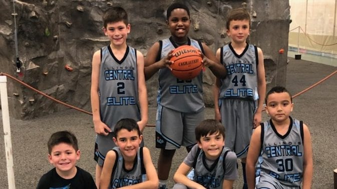 3rd Grade Grey – Champions Of Go-Live Shootout