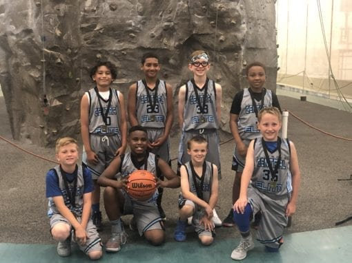 4th Grade Silver – Champions in FTG-Fathers Day Shootout