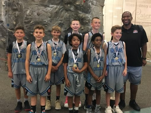 5th Grade White – Champions Of FTG-Super Saturday Shootout