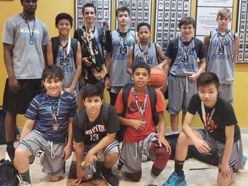 8th Grade Grey – Champions Of Stars Of Tomorrow Chicago Summer Showdown