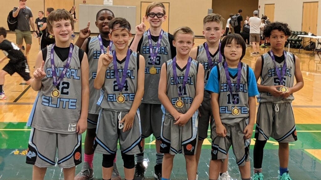 4th-5th Grade Far-North Silver Champions Of USA One Day Shootout
