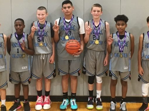 6th Grade Grey – Champions Of 7th Grade Division in the USA One Day Shootout