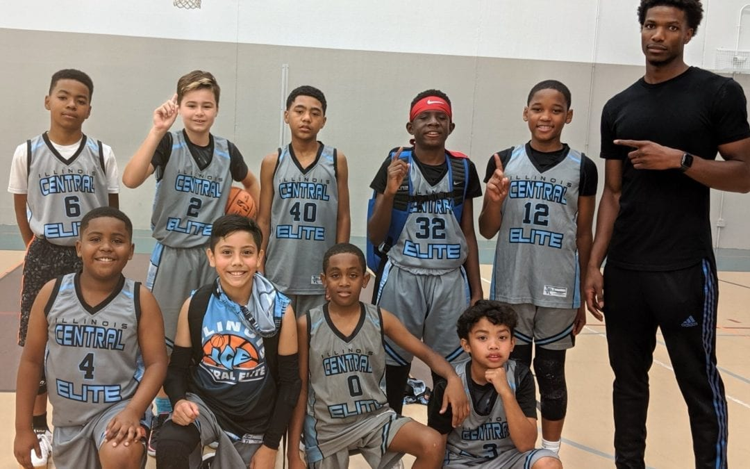 7th Grade Carolina Blue Champions Of Future Phenom Go-Live Shootout