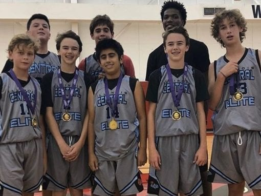 8th Grade Carolina Blue – Champions in the USA One Day Shootout