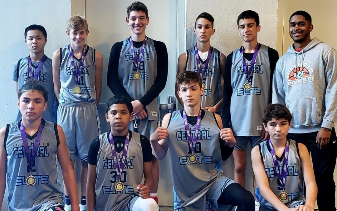 9th Grade Grey Champions Of Fall Tip Off One Day Shootout