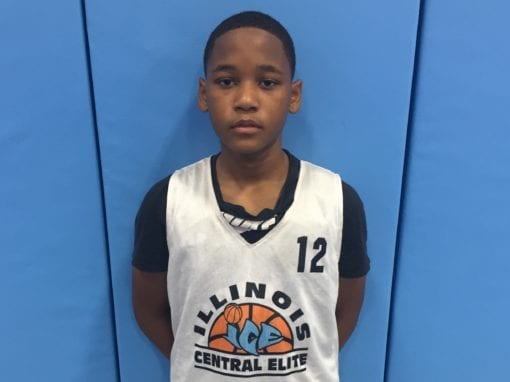 EJ Breland – ICE White Team Player Of The Week-5