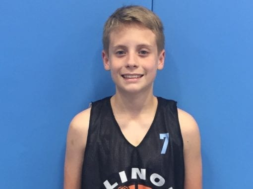 Gabe Coconate – ICE Black Team Player Of The Week-5