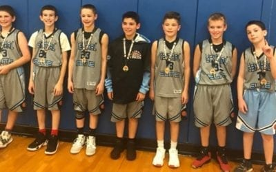 6th Grade Carolina Blue – Champions Of ICE Jamfest Shootout